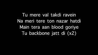 Tu mere val takdi ravein --blackbone / heart touching
