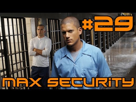 Prison Architect Luxury Max Security - Solitary 2.0! #29
