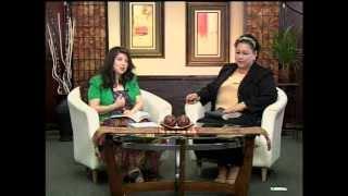 Programa JESUS TE AMA Conductora Doris Molinar  - particiacion Ana Carreon -  4-16-13