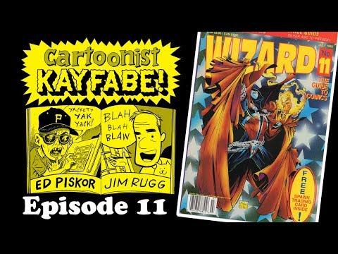 Wizard Magazine 11, July 1992, Kayfabe Commentary
