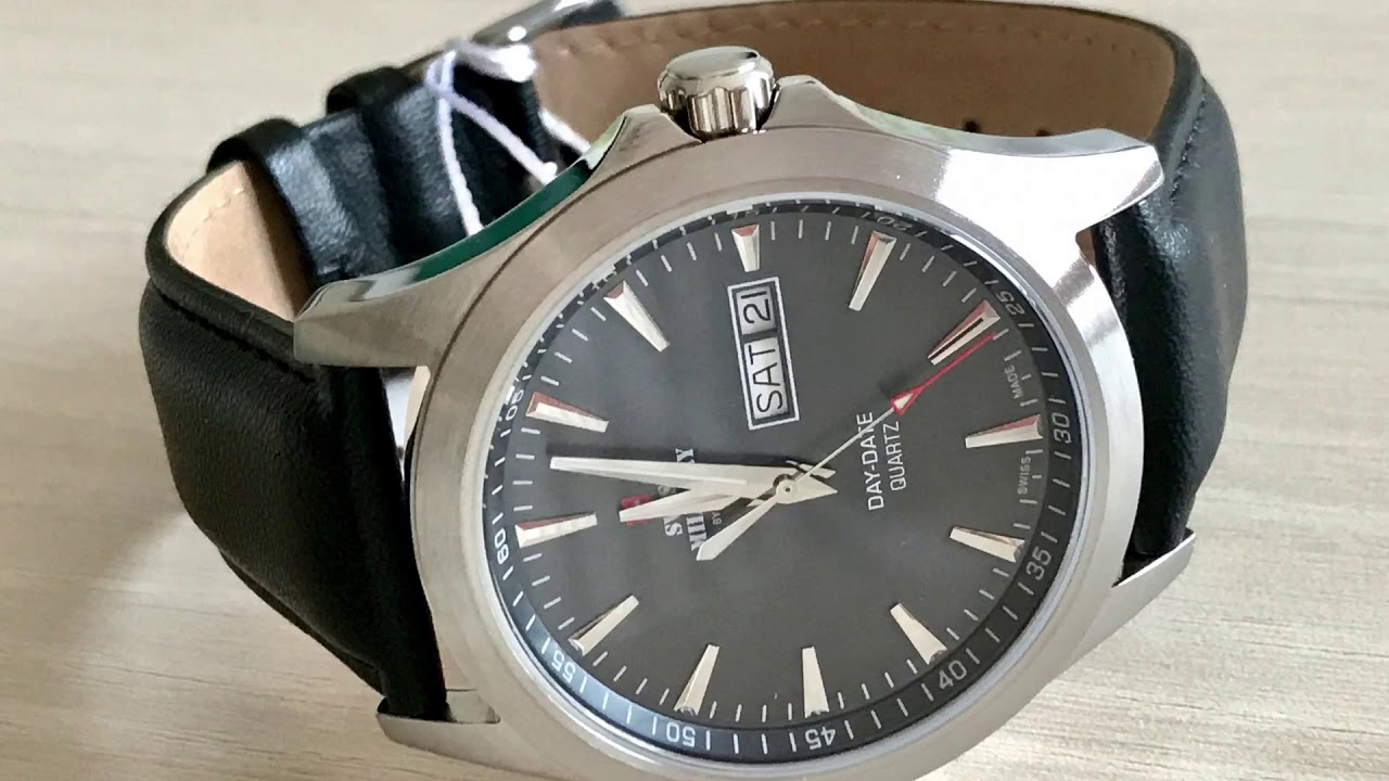 Swiss Military by Chrono SMP36040.08 Недорогие швейцарские часы ... 777b6d65284c8