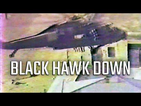 Black Hawk Down - Battle of Mogadishu