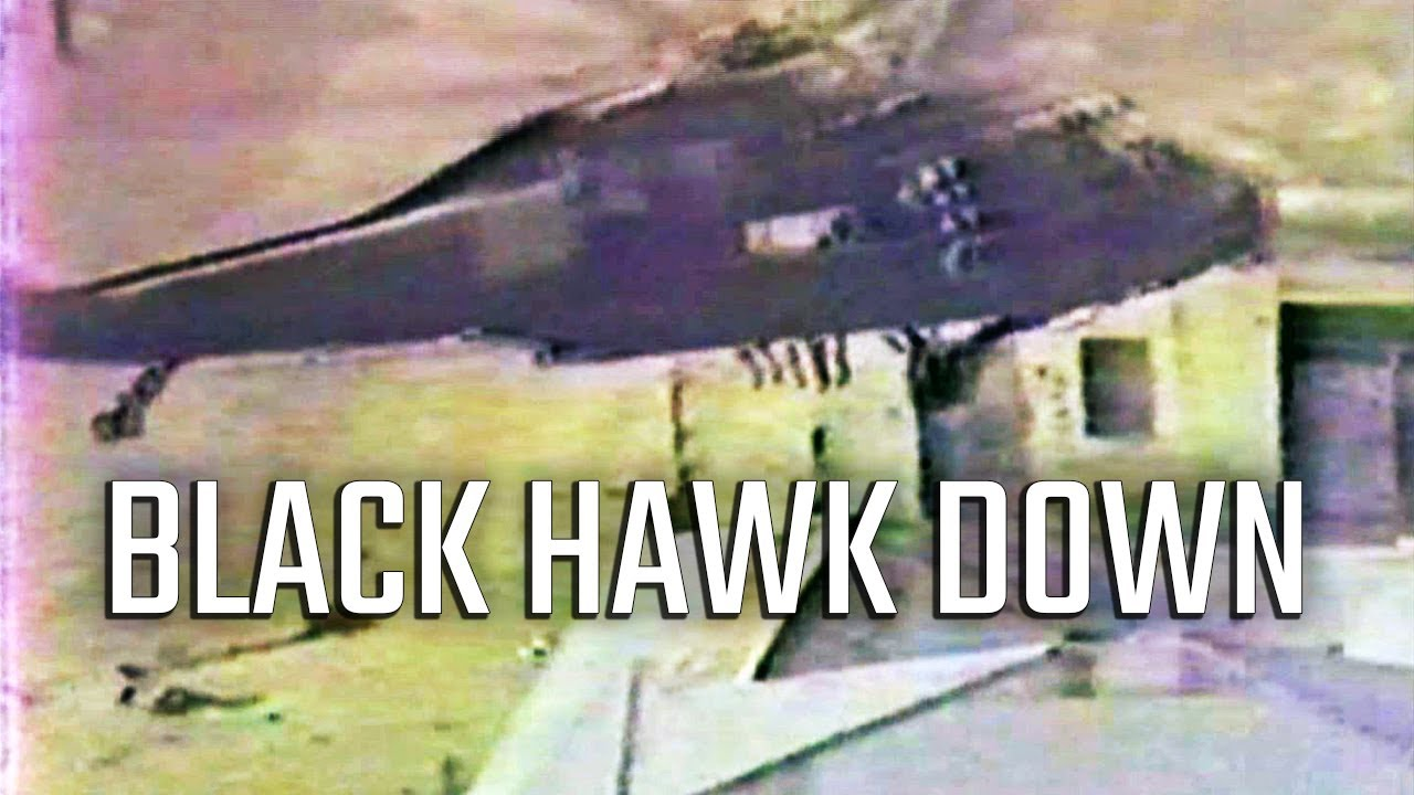 Download Black Hawk Down - Battle of Mogadishu