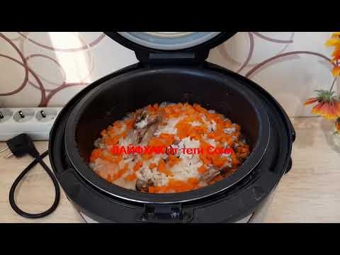 Ребрышки с рисом в мультиварке