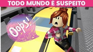 ROBLOX-EVERYONE's a suspect (Murder Mystery 2)-Emily Louie
