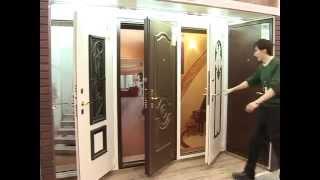 видео На что обратить внимание при выборе наружной отделки стальной двери