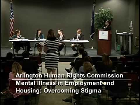 Mental Illness in Employment & Housing: Overcoming Stigma