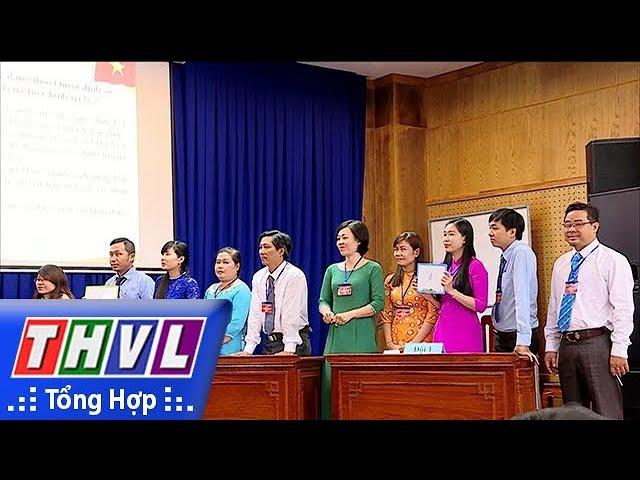THVL | Hội thi cán bộ, công chức khối chính quyền làm công tác dân vận khéo
