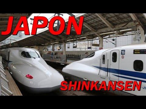 "Tren bala Japones ""Shinkansen"" 2016. Monte Fuji."