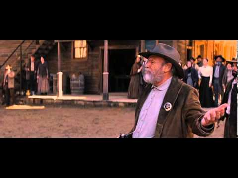 Django Unchained: The sheriff scene