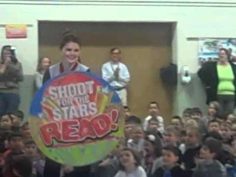 Read Across America Rally -- Birch Meadow Elementary School -- 2011