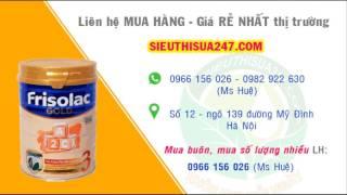 Friso Gold 3: Sữa Friso Gold số 3 sữa mát, công thức hoàn hảo dành cho trẻ từ 1 - 2 tuổi