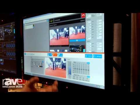 InfoComm 2015: NewTek Highlights TalkShow Video Conferencing System for Professional Enterprises