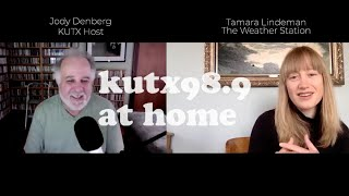 KUTX at Home: The Weather Station (interview and live performance)