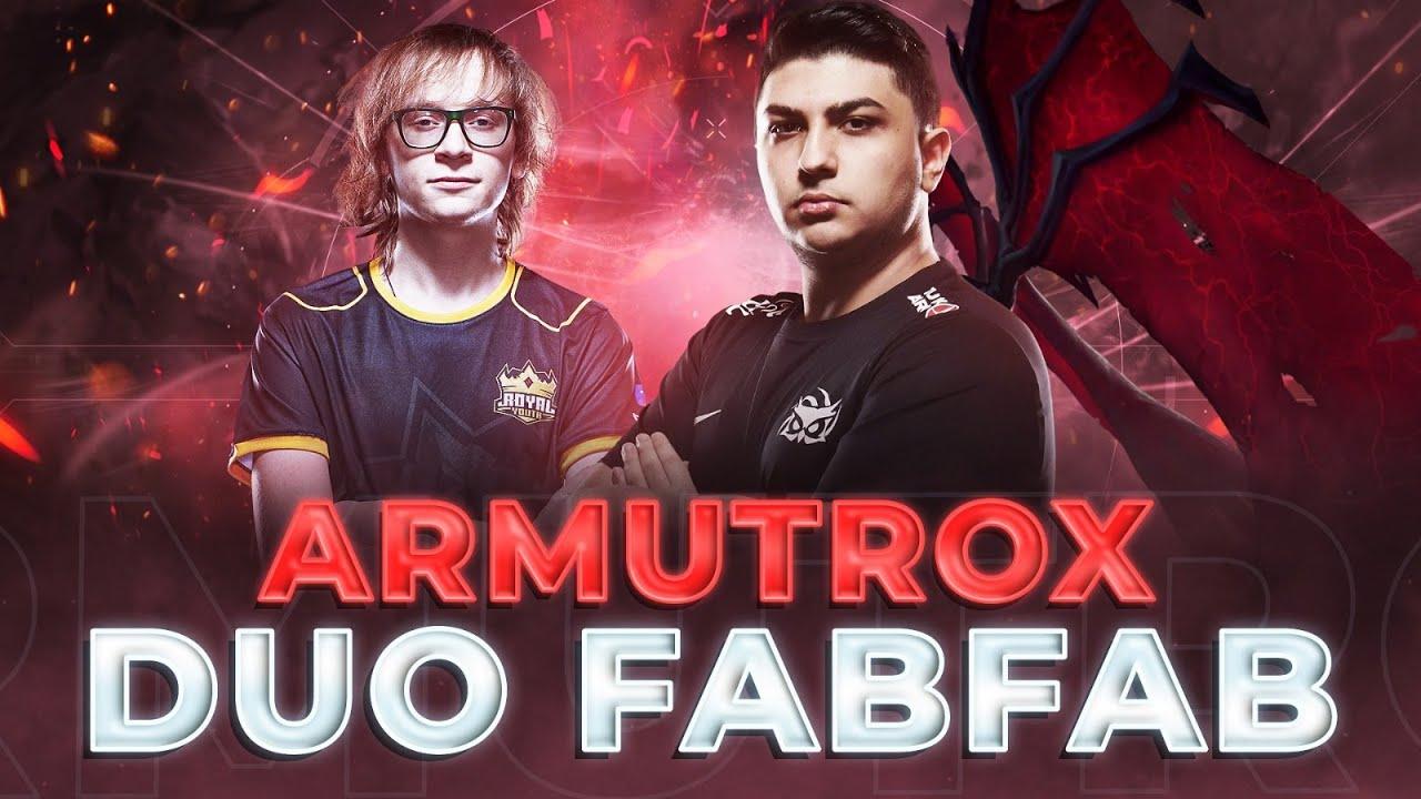 ARMUT - ARMUTROX DUO FAB