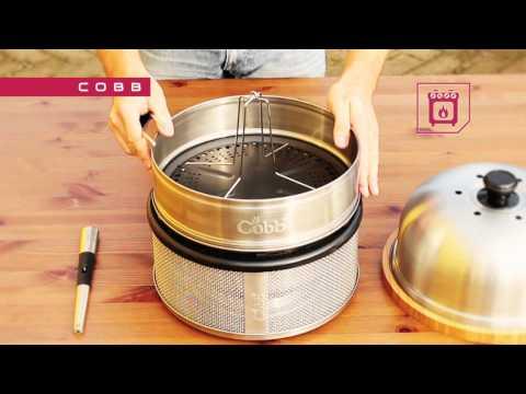 Hoe werkt een Cobb barbecue ? www.mijncobb.nl