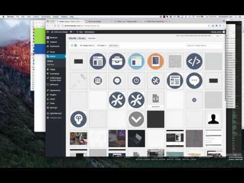 HTML/CSS to Custom Wordpress Theme (2017 Update!)