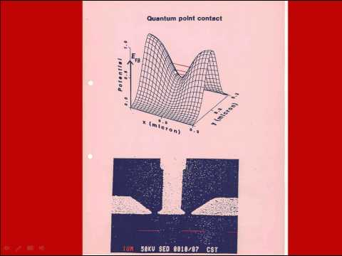 Quantum Transport, Lecture 5: Ballistic Transport