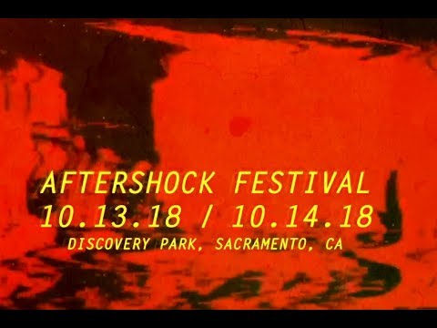 Aftershock Festival 2018 tease System of a Down as headliners ...!?