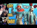 Streamers React to *NEW* Flapjackie and Growler Skin! - Fortnite Best and Funny Moments