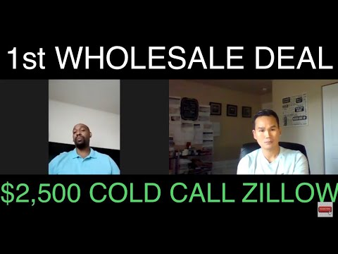 Subscriber First Wholesale Deal Interview #17 Made $2,500 From