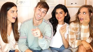 ASKING WHAT MEN REALLY WANT TO KNOW (with Kristin Johns & Sazan Hendrix)