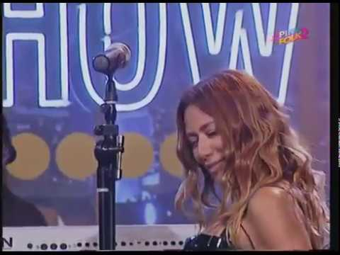 Ana Nikolic - Baksuze - Ami G Show - (TV Pink 2012.)