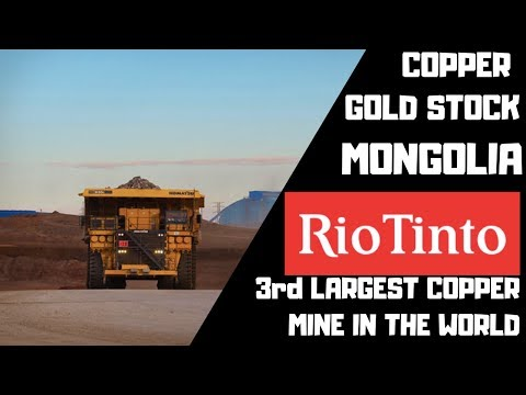 TRQ Stock Analysis - Copper And Gold Mining Stock For The Long Term - Rio Tinto Owns It