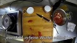 Rezept für eine klassische Sauce Rouille