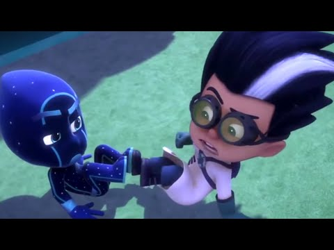 PJ Masks Full Episodes - Catboy's Cat Ears - Compilation 2018 - Cartoons for Children