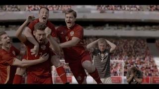 Короткометражный фильм 'Путь победителя'. FootyBall