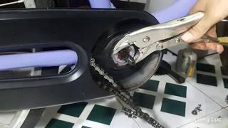 Tháo hộp xích xe đạp (How to remove bicycle chain box) thumbnail