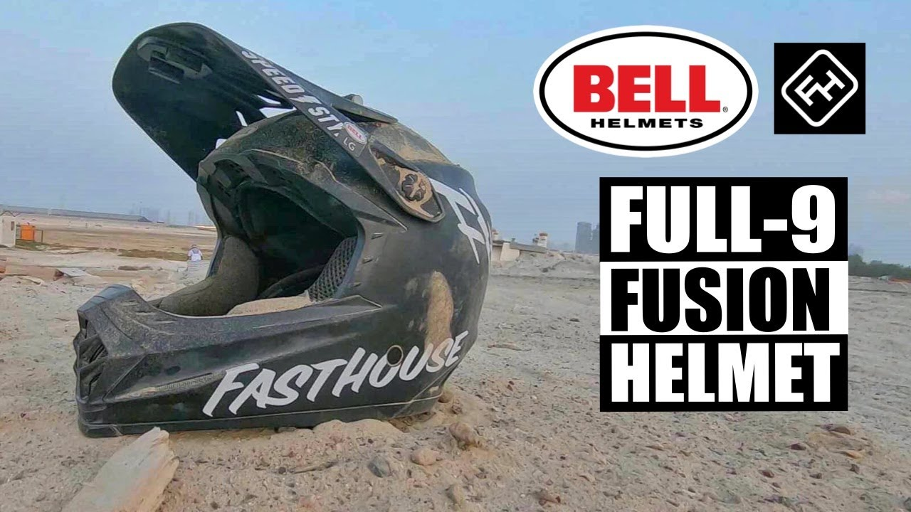 Download Bell Fasthouse Full 9 Fusion Helmet | Long Term Review