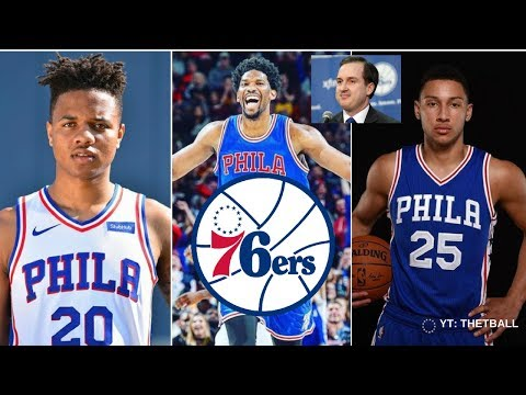 Previewing the Philadelphia Sixers 2017-18 NBA Season // Predictions! - Do You Trust the Process?
