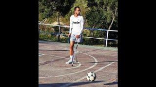 هذا الشاب المغربي يتحدى إعاقته!