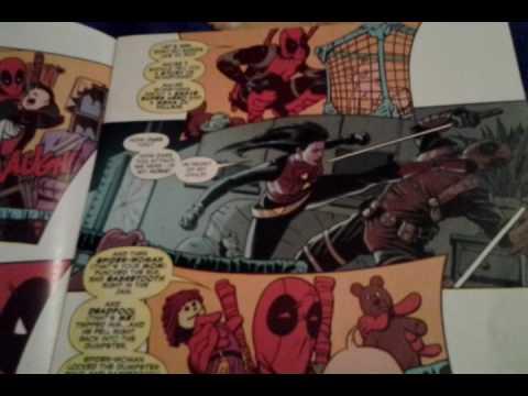 Deadpool Kills The Marvel Universe Again #2 comic book review