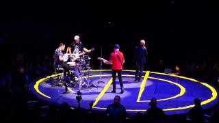 U2 - Two Hearts Beat As One [Live in Amsterdam] - HD