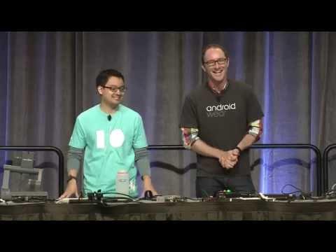 Google I/O 2014 - Android Wear: The developer