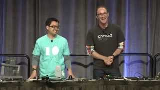 Google I/O 2014 - Android Wear: The developer