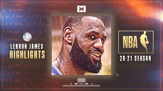 So LeBron Is Still REALLY GOOD 👑  Best Of 2021 Part 2 | CLIP SESSION