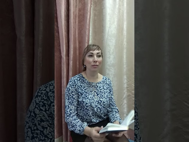 Изображение предпросмотра прочтения – АннаБаландина читает произведение «Мне нравится, что Вы больны не мной...» М.И.Цветаевой