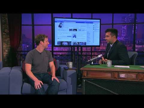 Марк Цукерберг/Mark Elliot Zuckerberg в гостях у Ивана. Вечерний Ургант. (01.10.12)