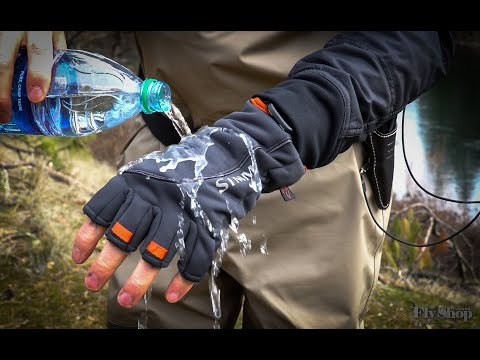 Simms Guide Windbloc Glove Review | Ashland Fly Shop