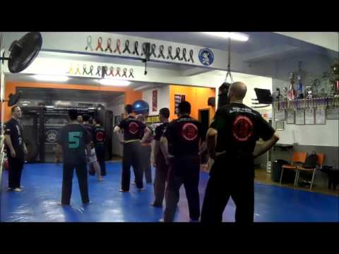 Krav Maga Red Lion Association treino 08 10 2015