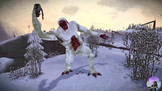 Carnivores Ice Age | Hunting Yeti at Dawn with No Radar, Cover Scent, Camouflage