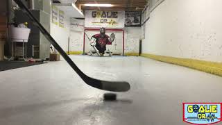 The Goalie Doctor Synthetic Studio Session - Shawn McGory Jr 09-10-19
