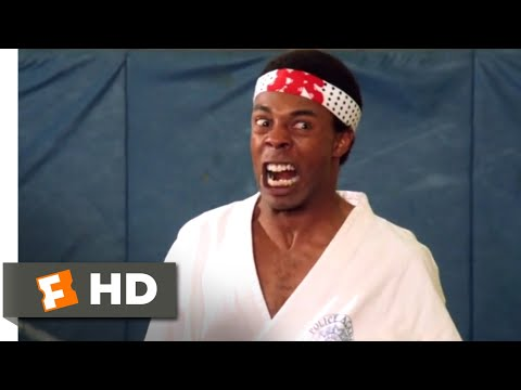Police Academy 4 (1987) - Let's Get Physical Scene (4/9) | Movieclips