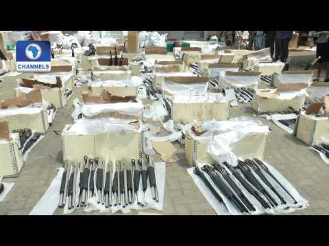 Special Report On Illegal Arms And Ammunition Trade Pt.3