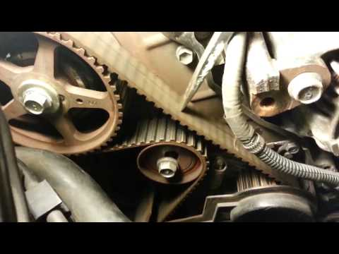 Engine noise at idle  timing belt pulley bearings?   Toyota