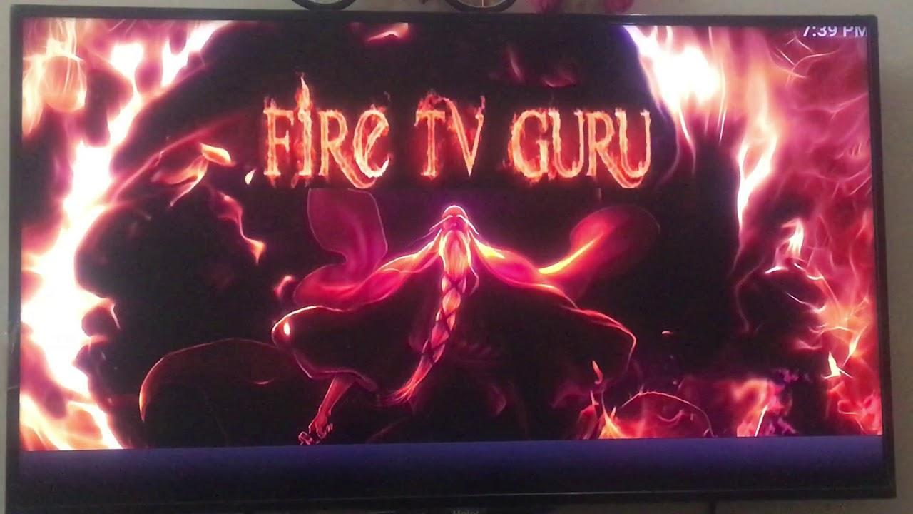 How to install Fire TV Guru Build on FireStick / PC | Kodi 17 6 Krypton